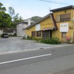 陽当たり良い大きい土地 店舗併用・集合住宅向きです。